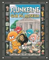 Flunkerne går på museum