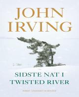 Sidste nat i Twisted River, pb